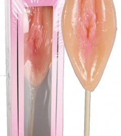 Vagina Lolly Sexy Candy Strawberry