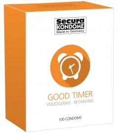 Secura Good Timer condom (100pcs)