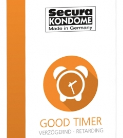 Secura Good Timer condom (24pcs)