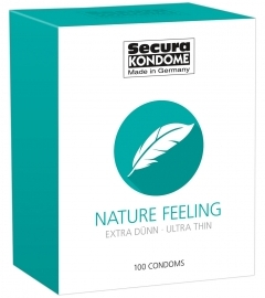 Secura Nature Feeling condom (100pcs)