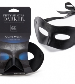 Fifty Shades Of Grey Secret Prince Mask – Christian Grey maska na tvár