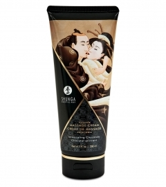 Shunga - Massage Cream Chocolate 200 ml