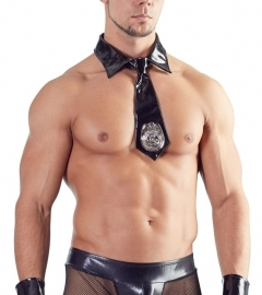 Men's Police Costume Set (5 pieces)