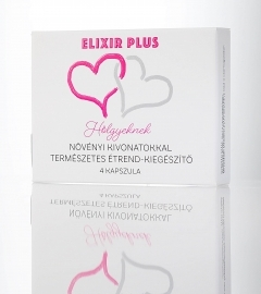 ELIXIR PLUS - supplement for women (4pcs)