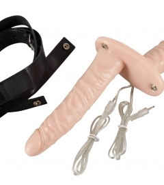 You2Toys Strap On Duo - pripínacie duo dildo