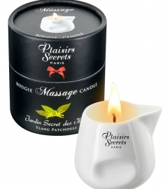 Bougie Massage Candle Ylang Patchouli