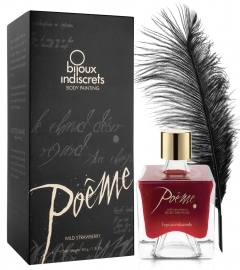 Poeme dark chocolate - strawberry