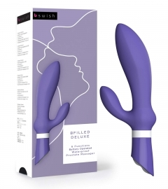 B SWISH - BFILLED PROSTATE MASSAGER TWILIGHT
