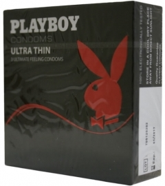 Playboy Ultra Thin 3ks