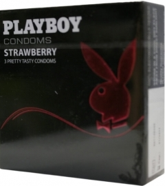 Playboy are of strawberry 3ks