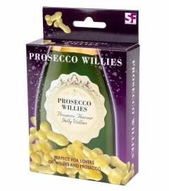 Prosecco Flavoured Jelly Willies