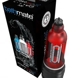 Bathmate Hydromax 7 Wide - red