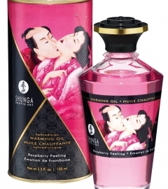 SHUNGA Intimate Kisses Oil Raspberry Feeling