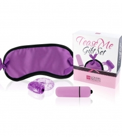 LoversPremium - Tease Me Gift Set Purple
