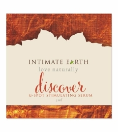 Intimate Earth - Discover G-Spot Stimulating Serum Foil 3 ml