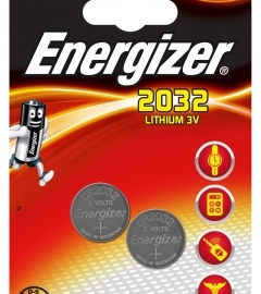 Energizer CR2032 (2pc)