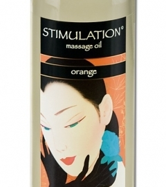 Shiatsu massage orange 250 ml