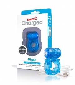 THE SCREAMING O - CHARGED BIG O BLUE