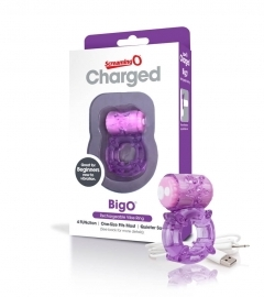 THE SCREAMING O - CHARGED BIG O PURPLE