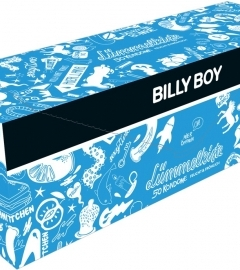 Billy Boy Feucht and Fröhlich - Condom Package (50pcs)