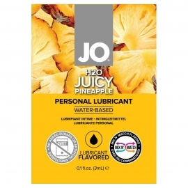System JO - Sachet H2O Pineapple 10 ml