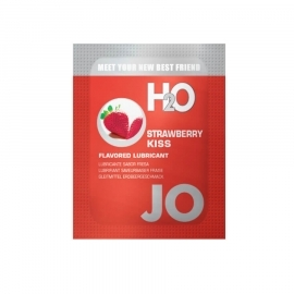 System JO - Sachet H2O Strawberry 10 ml