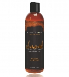 Intimate Earth - Massage Oil Almond 240 ml