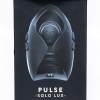Hot Octopuss Pulse Solo Lux - Cordless Radio Masturbator (Black)