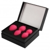 Svakom Nova - 3-Piece Gooseber Ball Set (Red)