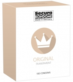 Secura Original condom (100pcs)