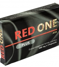 RED ONE PLUS potency capsule for men