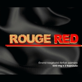 Rouge Red - dietary supplement capsule for men (2pcs)